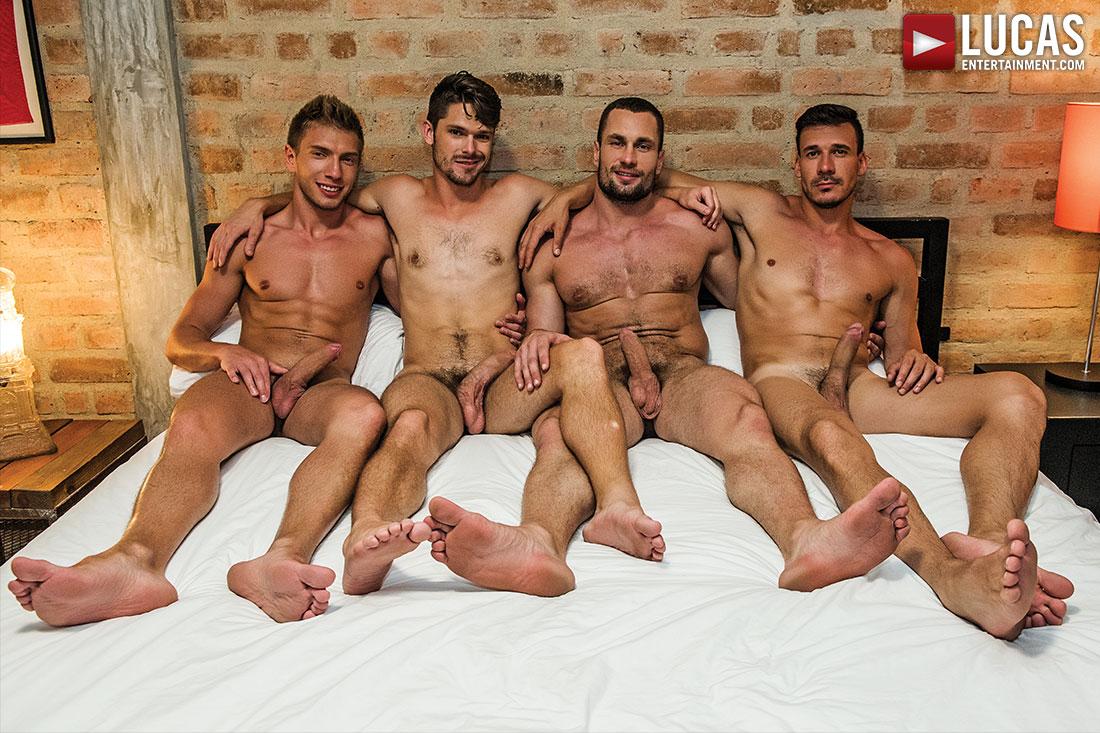 Roman Orgy Catwalk Orgy) (as Frenky) (as.