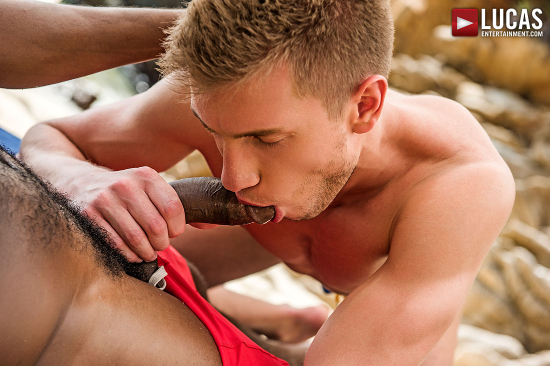 Sean Xavier Uses His Raw BBC On Bogdan Gromov's Ass - Gay Movies - Lucas Entertainment