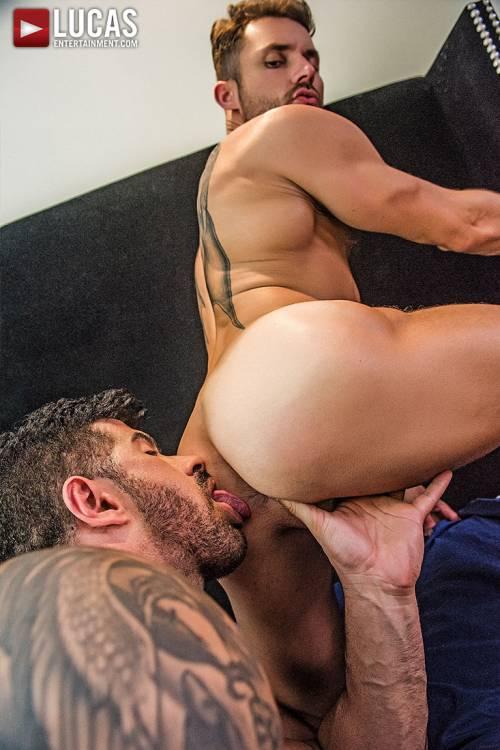 James Castle And Adam Killian Fuck Bareback - Gay Movies - Lucas Entertainment