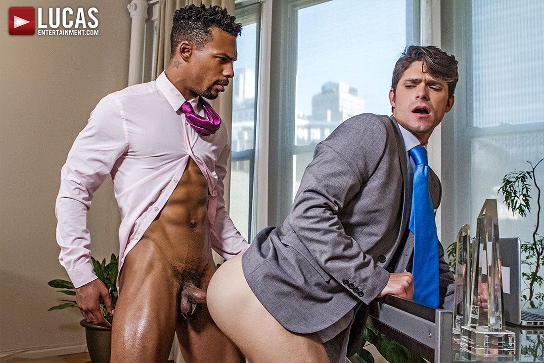 Devin Franco Flip-Fucks With Suited Stud Jacen Zhu - Gay Movies - Lucas Entertainment