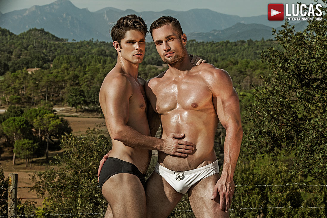 Stas Landon Tops Devin Franco - Gay Movies - Lucas Entertainment
