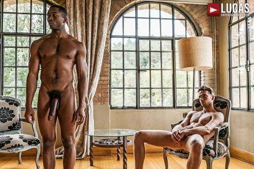 Damon Heart Gets Double-Dicked By Sean Xavier And Jon Bae - Gay Movies - Lucas Entertainment