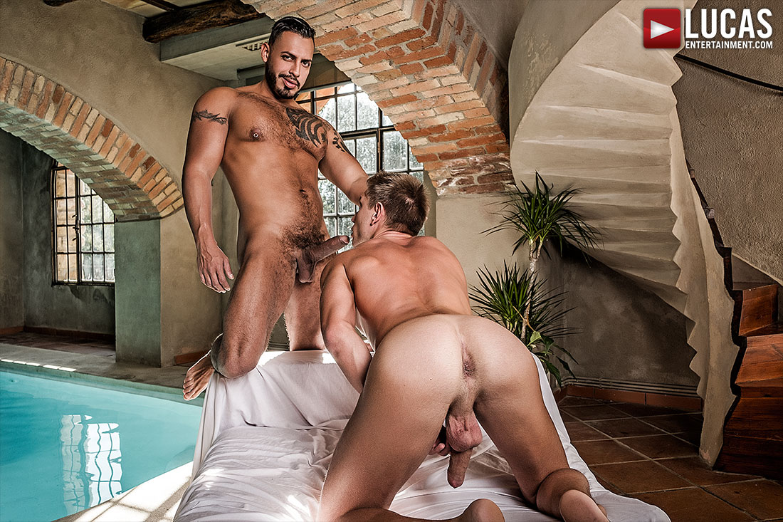 Viktor Rom Owns Bogdan Gromov's Ass - Gay Movies - Lucas Entertainment