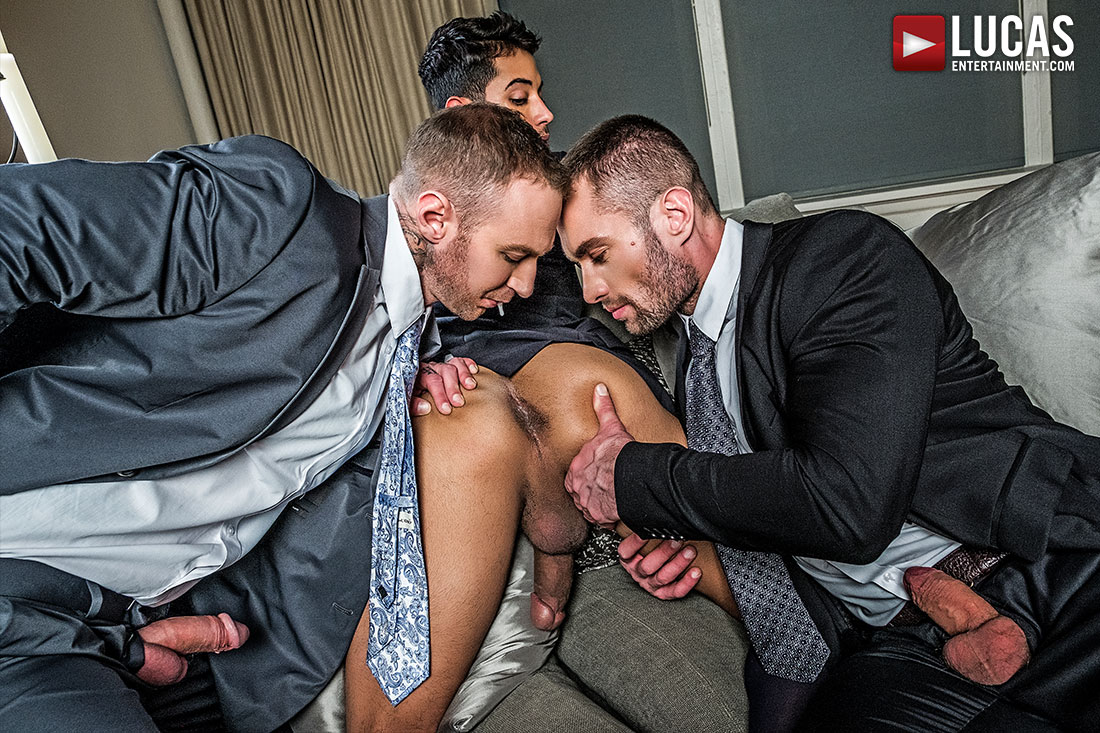 Gentlemen 19: Hard At Work - Gay Movies - Lucas Entertainment