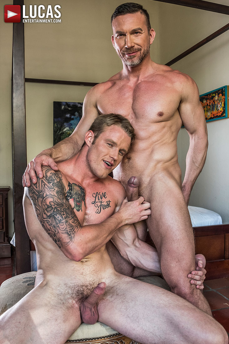 Shawn Reeve Rides Tomas Brand's Top-Daddy Cock - Gay Movies - Lucas Entertainment