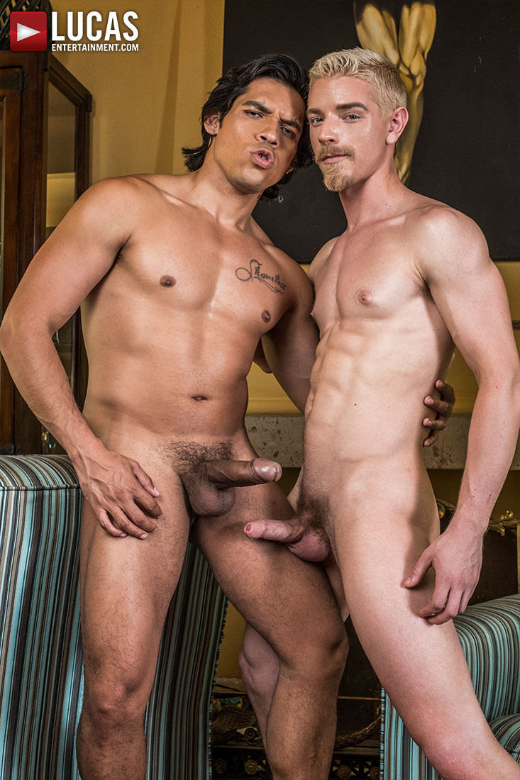 Alejandro Castillo Pounds Cody Winter Rough And Raw - Gay Movies - Lucas Entertainment