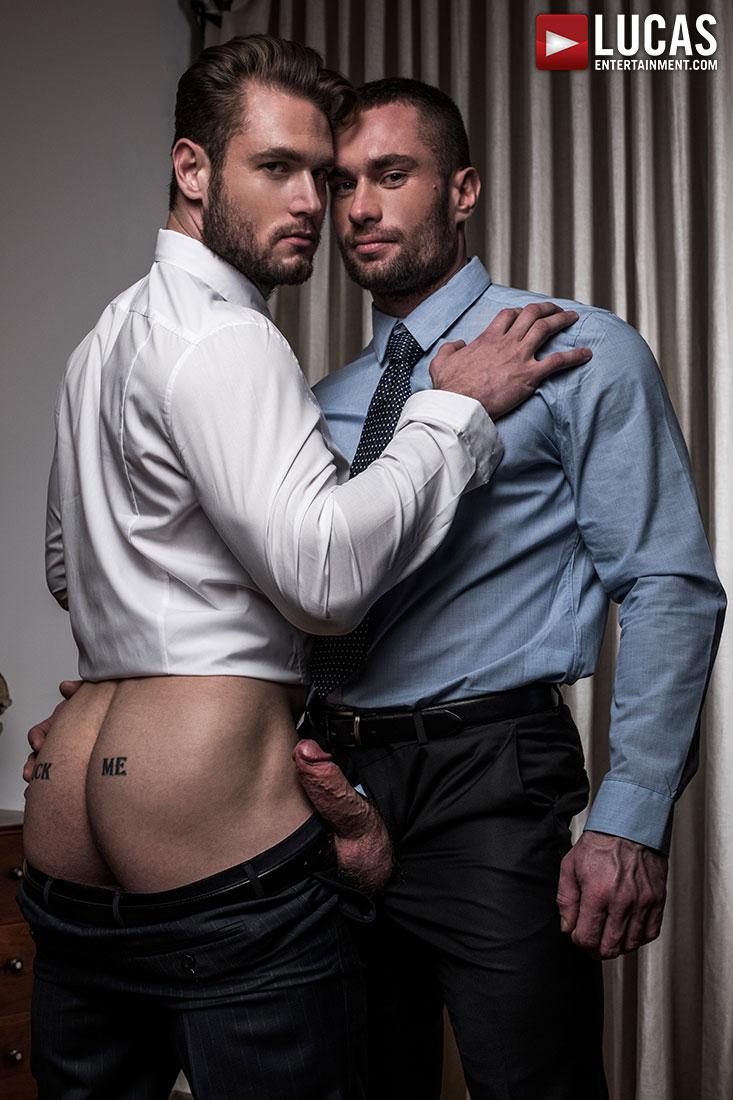Gentlemen 20: Inside Trade - Gay Movies - Lucas Entertainment