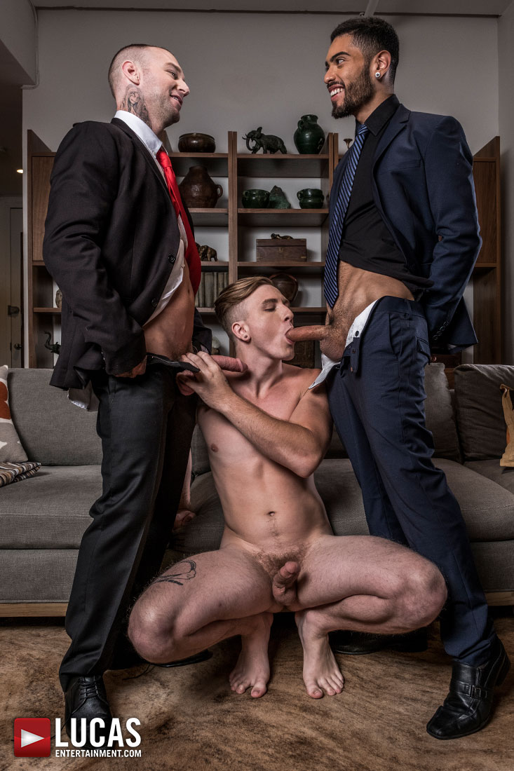 Gentlemen 21: Top Management - Gay Movies - Lucas Entertainment