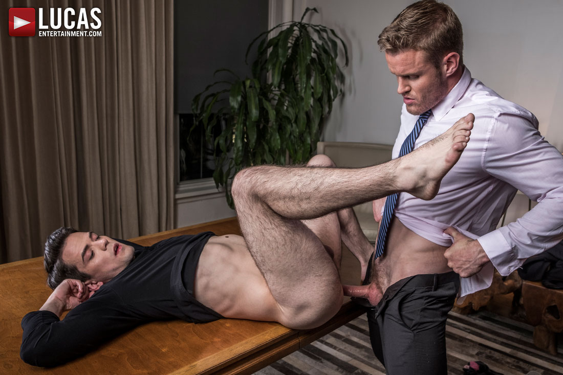 Shawn Reeve And Dakota Payne | Internship Gone Raw - Gay Movies - Lucas Entertainment