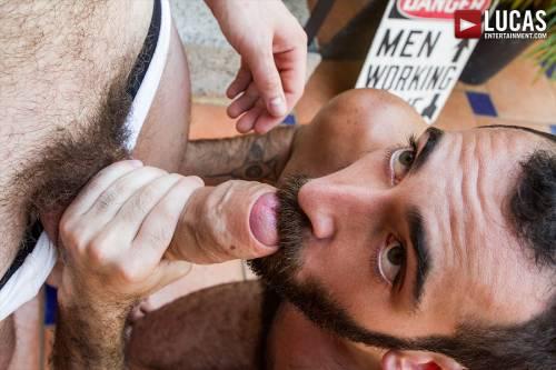 Philip Zyos Pounds Stephen Harte Raw - Gay Movies - Lucas Entertainment