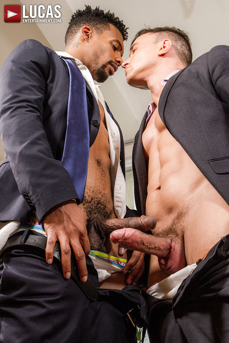 Alexander Volkov And Jacen Zhu Flip-Fuck - Gay Movies - Lucas Entertainment