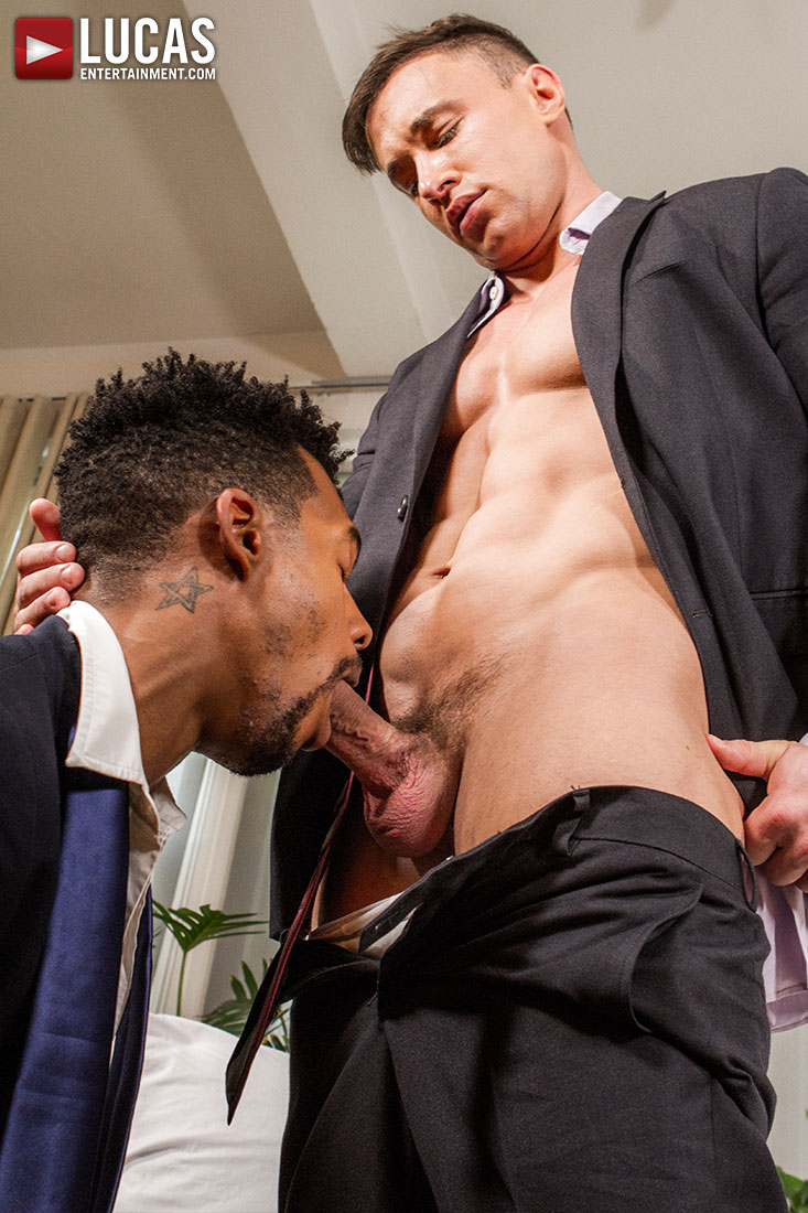 Alexander Volkov And Jacen Zhu Flip-Fuck - Gay Movies - Lucas Entertainment