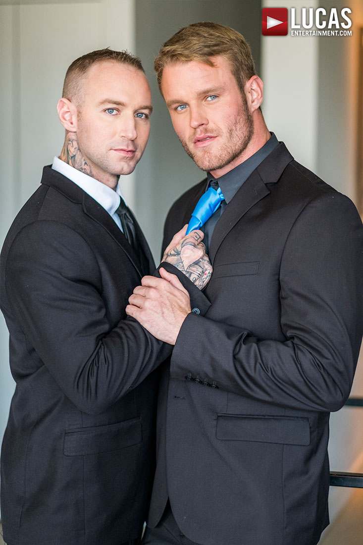 Shawn Reeve Fucks Dylan James - Gay Movies - Lucas Entertainment