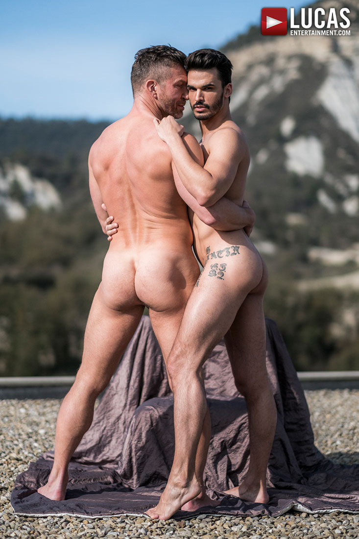 Aaden Stark Rides Tomas Brand's Raw Uncut Cock - Gay Movies - Lucas Entertainment