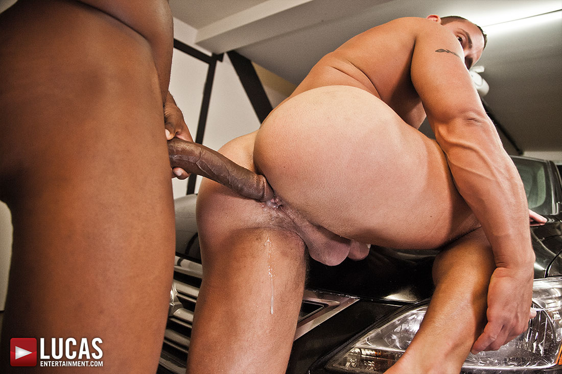 Hot Rod Makes Fabio Stallone His Bitch - Gay Movies - Lucas Entertainment