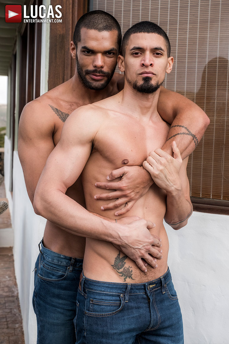 Ibrahim Moreno Takes Lucas Fox's Raw Uncut Cock - Gay Movies - Lucas Entertainment