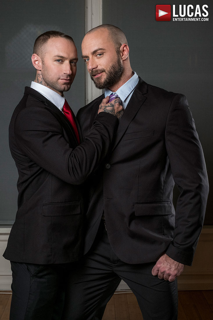 Gentlemen 23: White Collar Breeders - Gay Movies - Lucas Entertainment