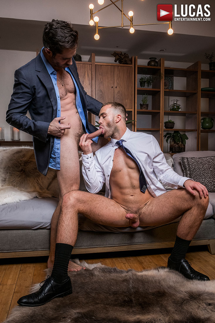 Jackson Radiz Bottoms For Michael Lucas - Gay Movies - Lucas Entertainment