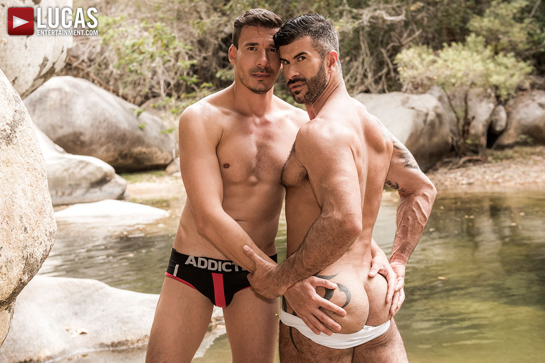 Adam Killian Bottoms For Roman Berman - Gay Movies - Lucas Entertainment