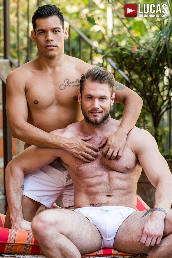 Alejandro Castillo Tops Ace Era - Gay Movies - Lucas Entertainment