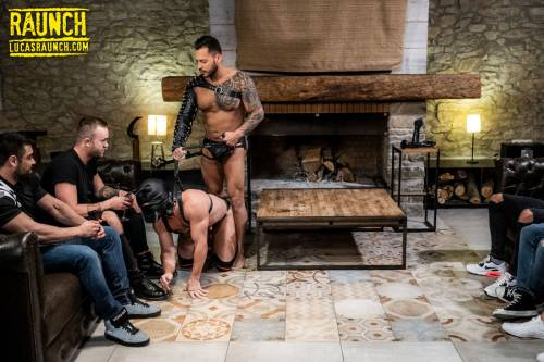 Viktor Rom Invades And Fists Devin Franco - Gay Movies - Lucas Entertainment