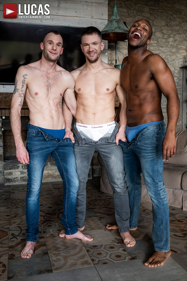 Alpha Cum - Gay Movies - Lucas Entertainment