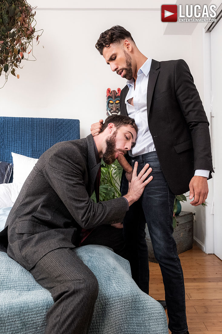 FX Rios Fucks Jason Cox Up The Ass - Gay Movies - Lucas Entertainment