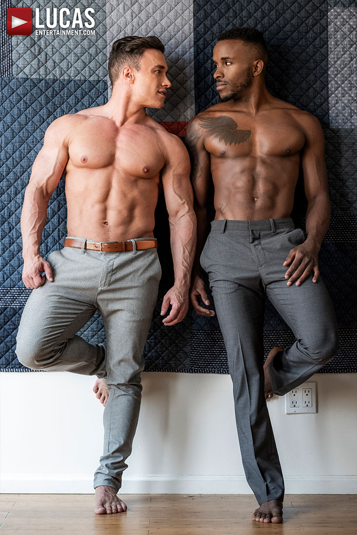 Alexander Volkov Flip-Fucks With Pheonix Fellington Raw - Gay Movies - Lucas Entertainment