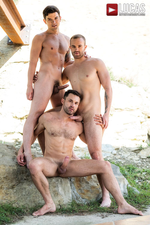 Bareback Guy Pile - Gay Movies - Lucas Entertainment