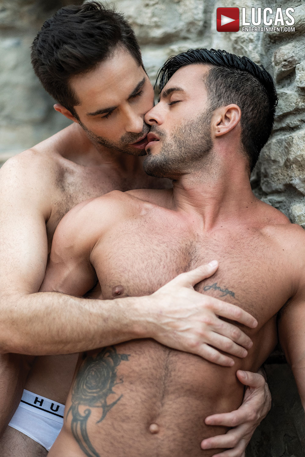 Michael Lucas Breeds Andy Star - Gay Movies - Lucas Entertainment