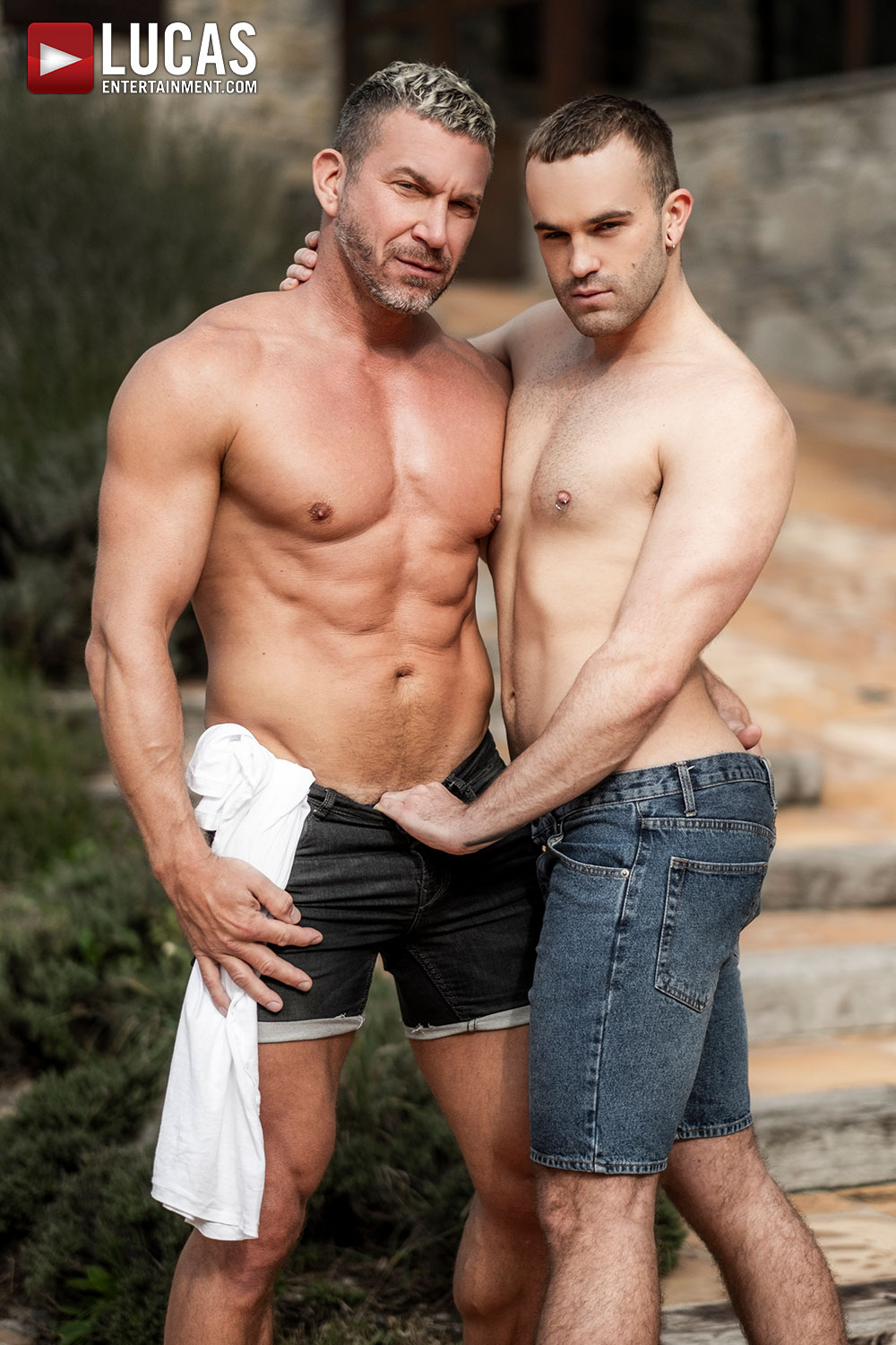 Jackson Radiz Submits To Alpha-Daddy Tomas Brand - Gay Movies - Lucas Entertainment