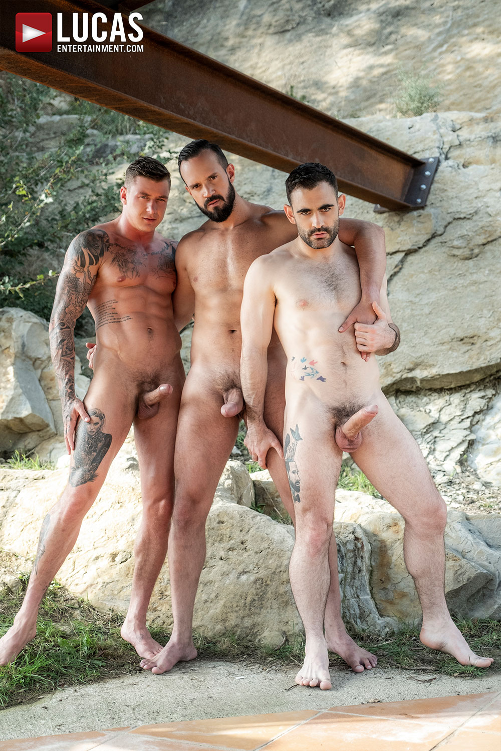Uncut In The Great Outdoors - Gay Movies - Lucas Entertainment