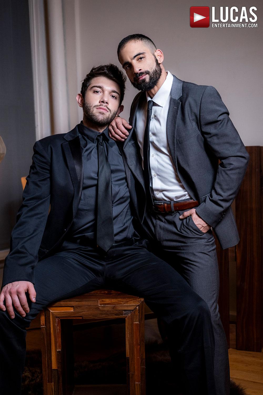 Ben Batemen Fucks Edji Da Silva Up The Ass - Gay Movies - Lucas Entertainment