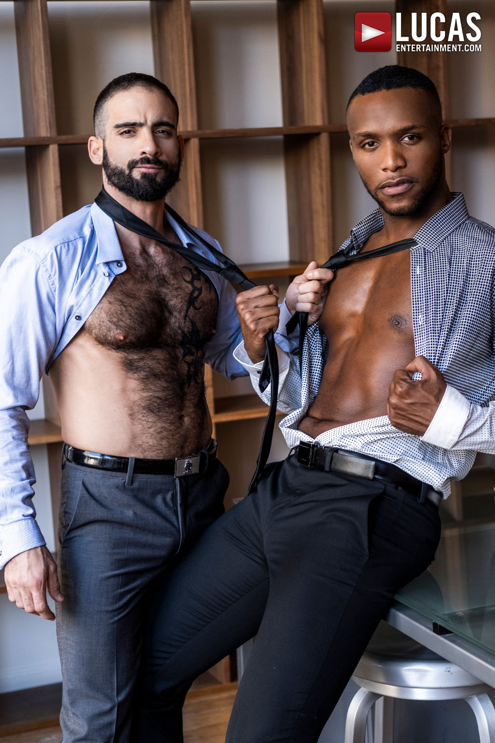 Edji Da Silva And Andre Donovan Cuckold Dakota Payne - Gay Movies - Lucas Entertainment