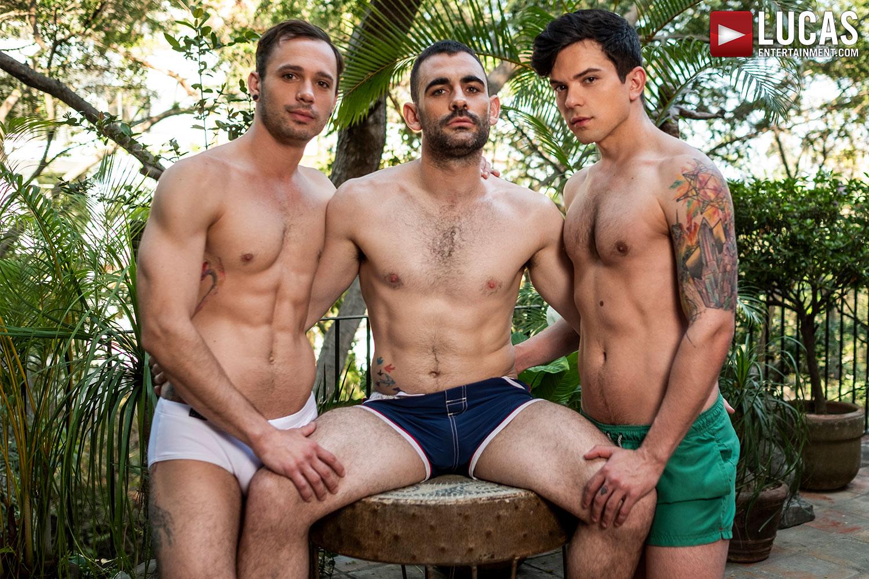 Max Arion, Dakota Payne, And Drake Rogers