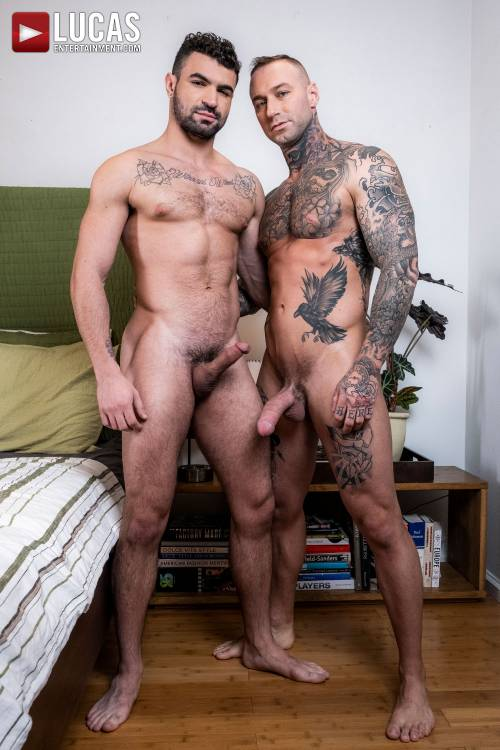 Dylan James Wears Out Ian Greene's Hole - Gay Movies - Lucas Entertainment