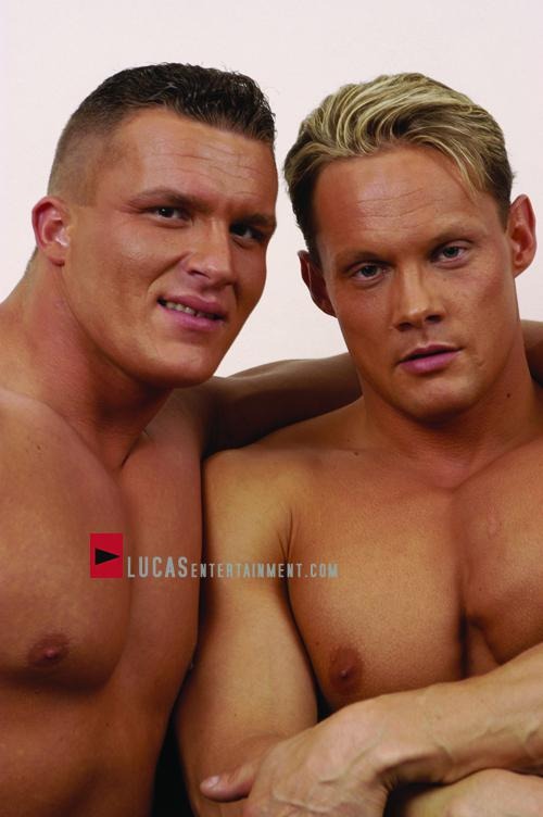 Straight To Prague - Gay Movies - Lucas Entertainment
