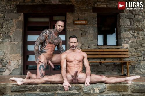 Stepdad Manuel Skye Bottoms For Dylan James - Gay Movies - Lucas Entertainment