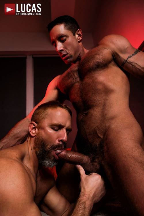 Nick Capra Fucks His Lover Dirk Caber - Gay Movies - Lucas Entertainment