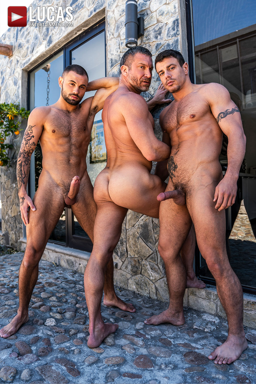 Tomas Brand: Muscle Daddy King - Gay Movies - Lucas Entertainment