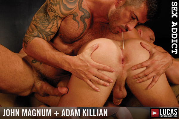 Sex addict preview john magnum