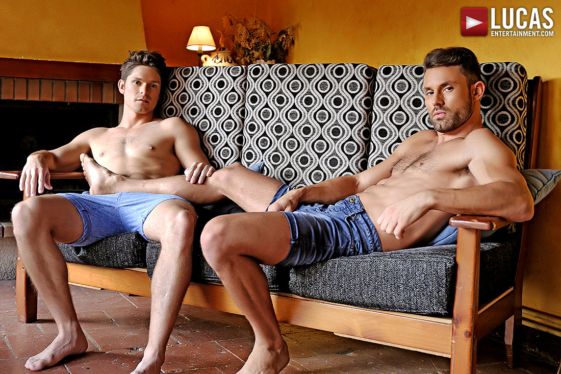 James Castle And Devin Franco