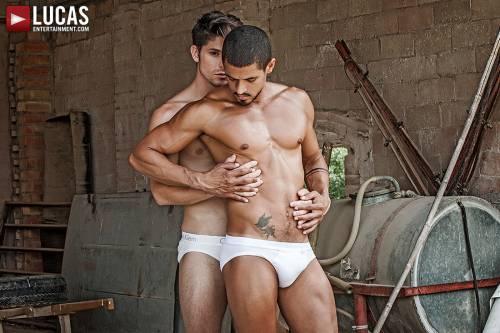 Ibrahim Moreno And Devin Franco