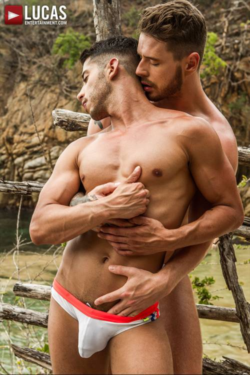 Drae Axtell Tops Josh Rider Raw - Gay Movies - Lucas Entertainment