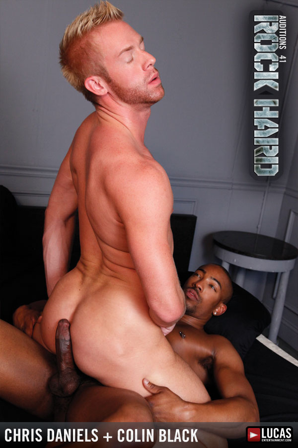 Colin Black Gay Porn Star - Auditions 41: Rock Hard - Gay Movies - Lucas Entertainment