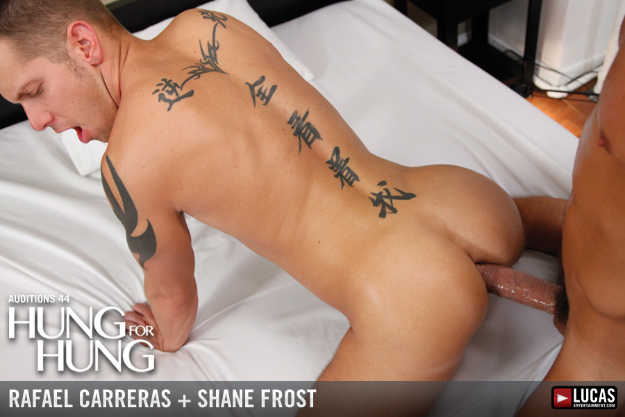 Shane Frost Rides Rafael Carreras
