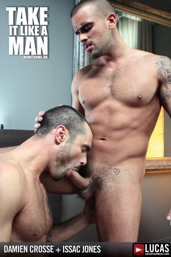 Damien Crosse and Issac Jones Suck and Fuck - Gay Movies - Lucas Entertainment