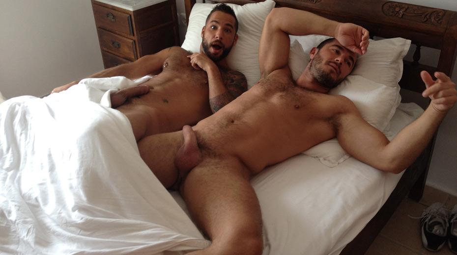Behind The Scenes Of Gay Porn