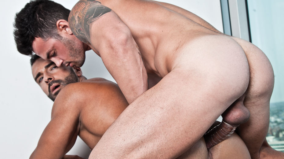 Hot gay passionate sex
