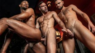 Manuel Skye, Jeffrey Lloyd, Sean Xavier | Sunset Sex